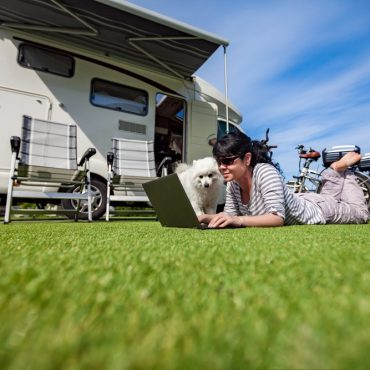 How to Get High Speed Internet While Full Time RV Living in 2020